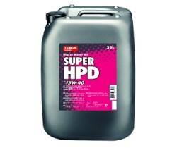 Масло Teboil Super HPD 15W-40 - 20л для грузовиков минеральное для дизеля