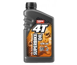 Моторное масло Teboil 4T SuperBike Oil 15W-50